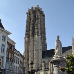culinaire wandeling Mechelen toren