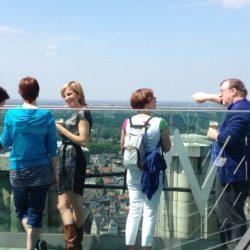 Mechelen Skywalk Sint Romboutstoren Culinaire torenwandeling aperitief
