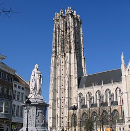 culinaire torenwandeling Mechelen Sint Rombouts
